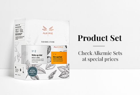 Alkemie ecological cosmetics, natural cosmetics, organic